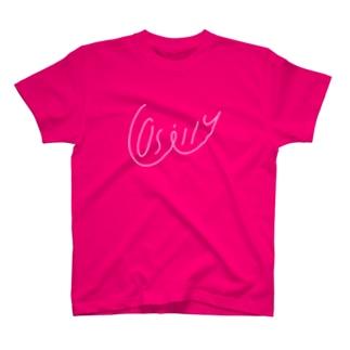 sillyなおしりロゴ T-Shirt