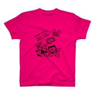 アニロボ(ちりつも) T-shirts