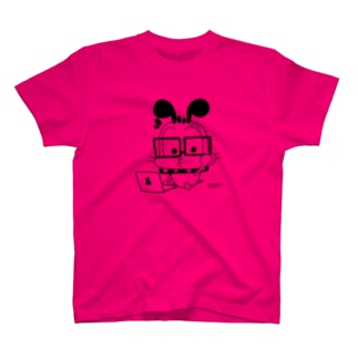 意識の高いゆるボブ ver.2 T-shirts