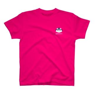 ゆないくー(フェイス) T-shirts