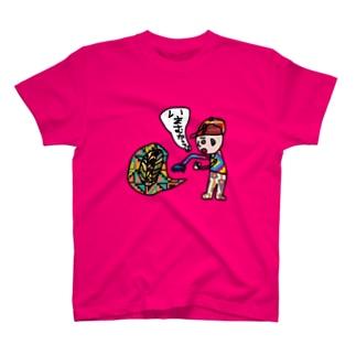 駆けつけT T-shirts
