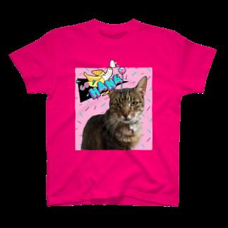 malu-charlesのはなちゃんTシャツ T-shirts