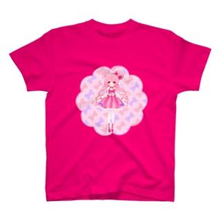 フレーズドール T-shirts