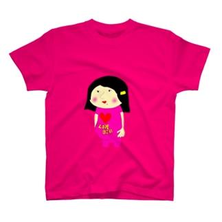 ラヴ❤️昭和 T-shirts