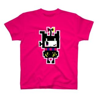 マジョホネ(ドット) T-shirts