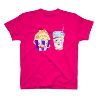 ドキッ☆シネマタイム。 T-shirts