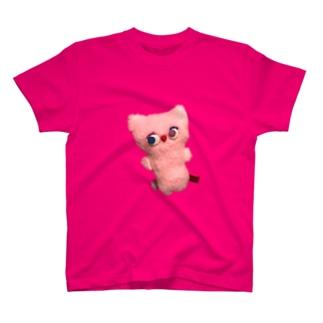 ネコチャンのあびげいる T-shirts