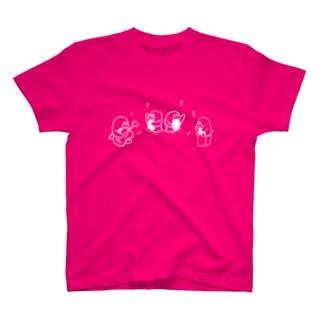 ナントカのフラメンコペンギン  T-shirts