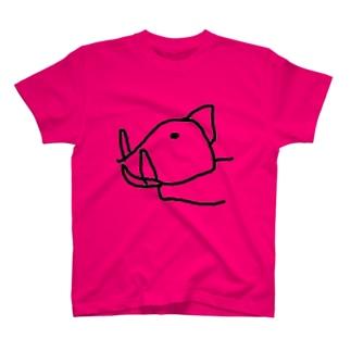 サイ T-shirts