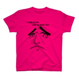 カミングアウト ジェントルマン T-shirts