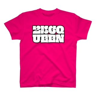 NicoRock 2569の256QUEEN BW T-shirts