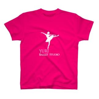 YuriBallet_whmark Tシャツ