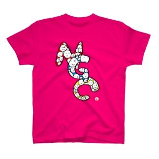 山本彩乃 作『NGC』 Tシャツ