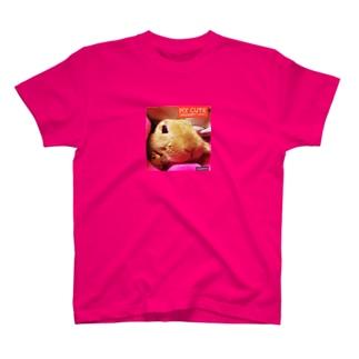 自宅のうさぎのゆんた王子0歳 T-shirts