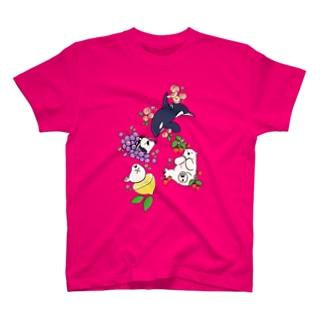 Tシャツ(フルーツ) T-shirts