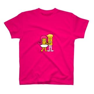 ハニ子&ハニ男 T-shirts