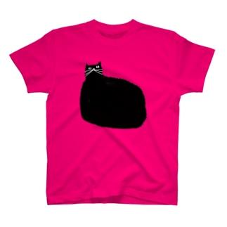 クロネコだよ T-shirts