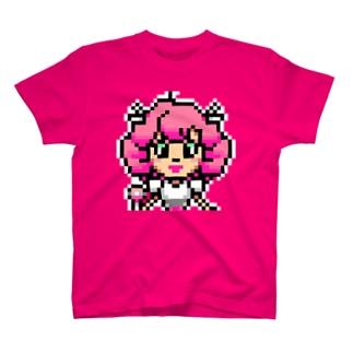 idol・モモダピンコ微笑みver. T-shirts