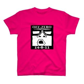 OFF-ZERO ルナ・アーチ・クオ T-shirts