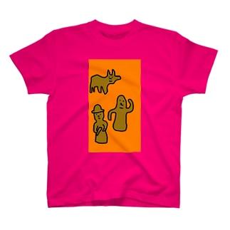 はにわガッツ! T-shirts
