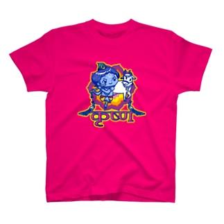 かわいいクリシュナ T-shirts