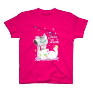 Gururu&Nya T-shirts