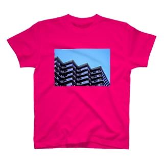 やまおり、たにおり_カラー T-shirts