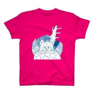 あおむろひろゆき×ハイエナズクラブ(その2) T-shirts
