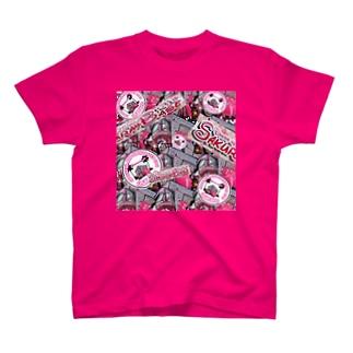 旅するクレープ屋さんシリーズ T-shirts