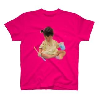 アーティストめい T-shirts