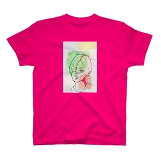 パクくん T-shirts