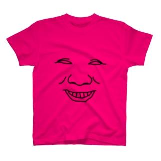 俺の顔① T-shirts