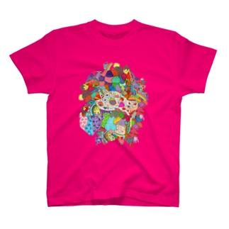 カオス T-shirts