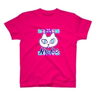 sugar cat シュガーキャット  T-shirts