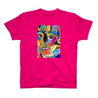 NAOMI T-shirts