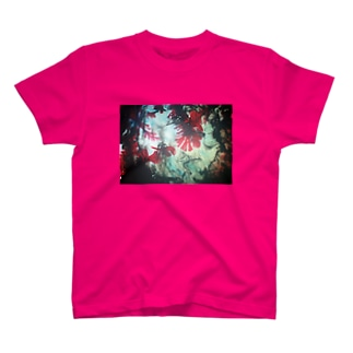 ScapeRec,Tokyoのglow in the dark ver.2 T-shirts