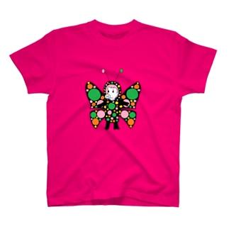 スワロウテイルブタフライ T-shirts