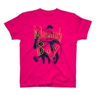 マニッシュボーイ T-shirts