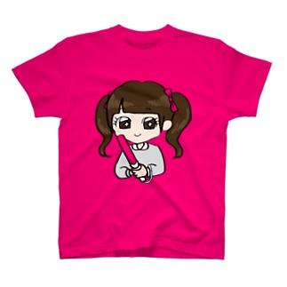 ヲタクちゃん。 T-shirts