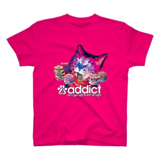 サイバー猫 T-shirts