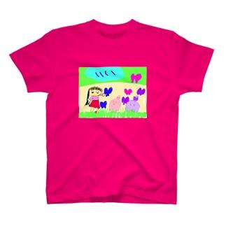 はるさんぽ T-shirts