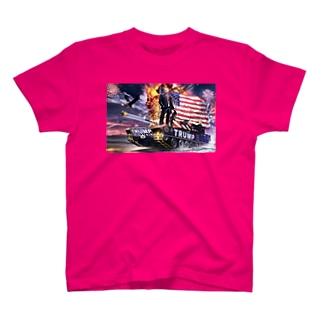 MAGA Q T-shirts