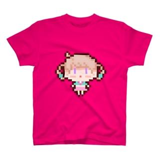 ドットりのんちゃん T-shirts