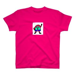 ふくえもん T-shirts