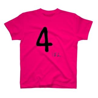 番号順 T-shirts