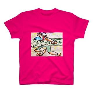 漁夫の利‼️ T-shirts
