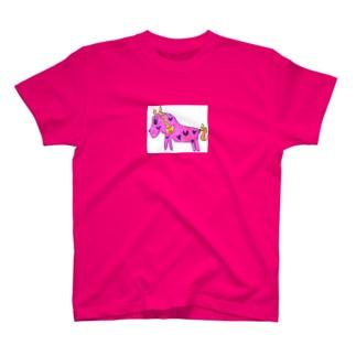 おてんばホース T-shirts
