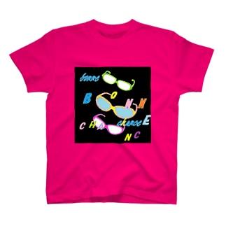 夜のパーティ(うまちゃん) T-shirts