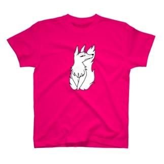 おきつねどん T-shirts