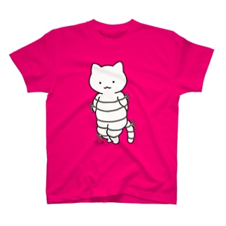 ボンレスニャン(カラー) T-shirts